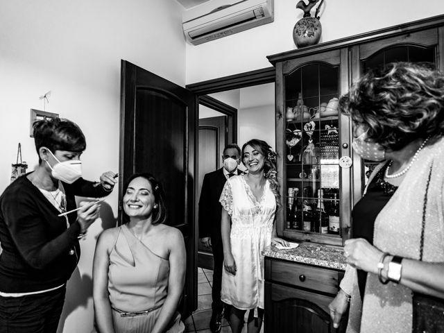 Il matrimonio di Alessandra e Gabriele a Roma, Roma 6