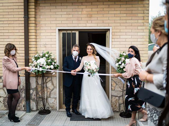 Il matrimonio di Alessandra e Gabriele a Roma, Roma 12