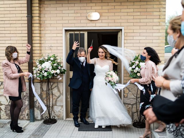 Il matrimonio di Alessandra e Gabriele a Roma, Roma 13