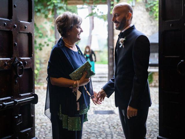 Il matrimonio di Alessandra e Gabriele a Roma, Roma 25