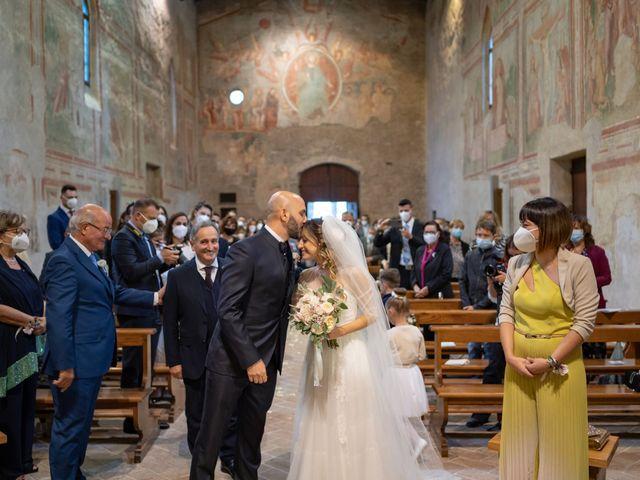 Il matrimonio di Alessandra e Gabriele a Roma, Roma 32