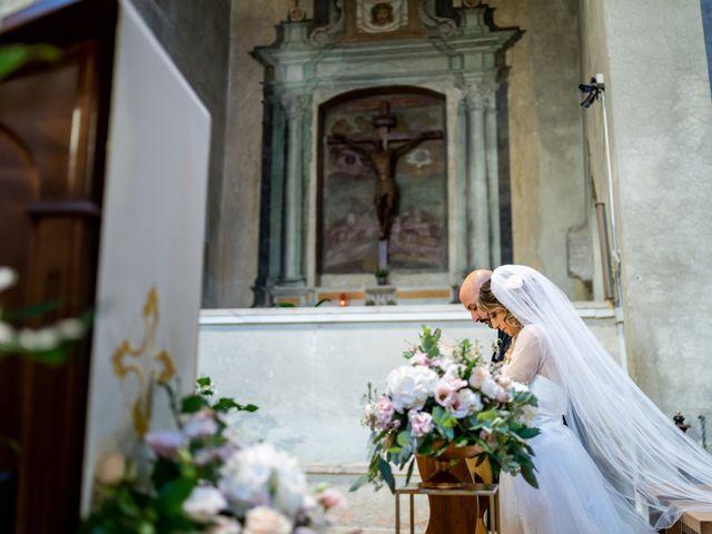 Il matrimonio di Alessandra e Gabriele a Roma, Roma 34