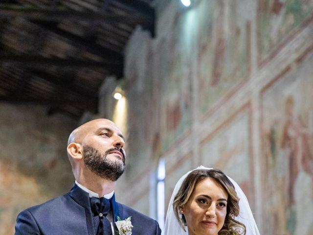 Il matrimonio di Alessandra e Gabriele a Roma, Roma 35
