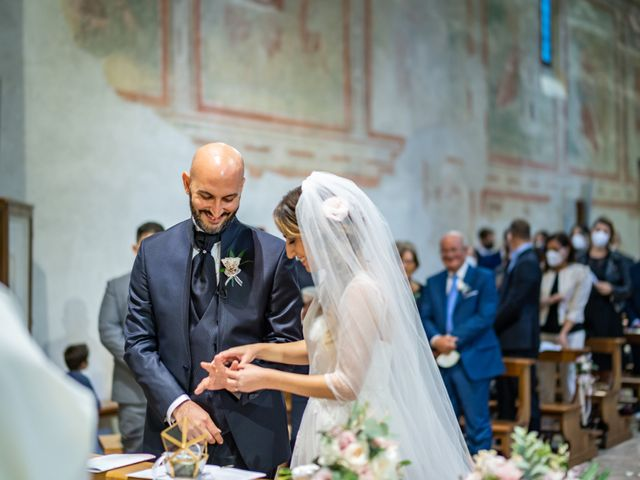 Il matrimonio di Alessandra e Gabriele a Roma, Roma 41