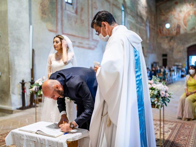 Il matrimonio di Alessandra e Gabriele a Roma, Roma 42