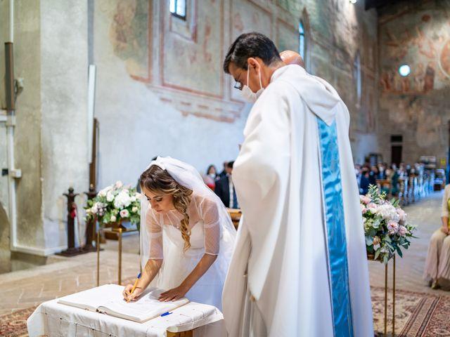 Il matrimonio di Alessandra e Gabriele a Roma, Roma 43