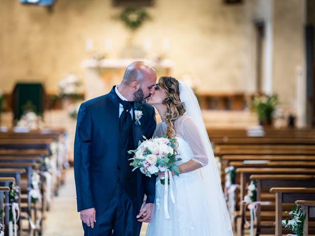 Il matrimonio di Alessandra e Gabriele a Roma, Roma 44