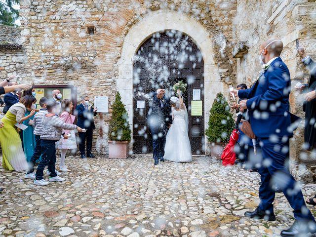 Il matrimonio di Alessandra e Gabriele a Roma, Roma 47
