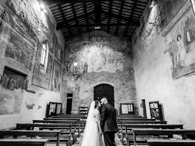 Il matrimonio di Alessandra e Gabriele a Roma, Roma 48