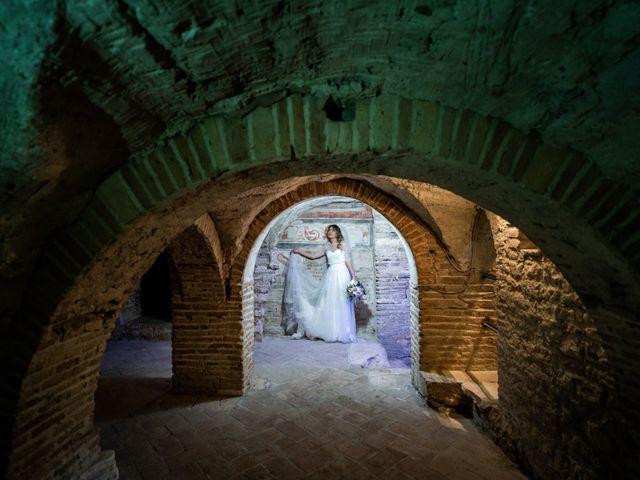 Il matrimonio di Alessandra e Gabriele a Roma, Roma 51