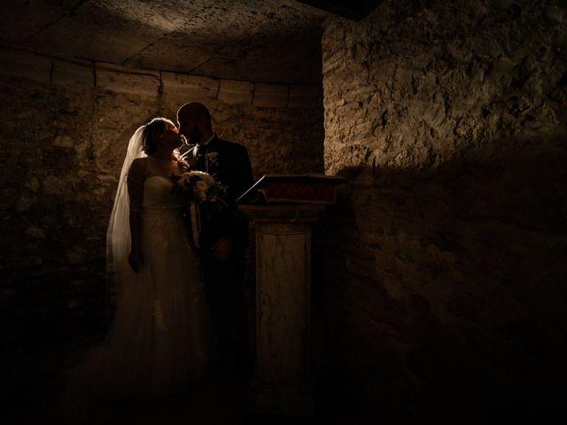 Il matrimonio di Alessandra e Gabriele a Roma, Roma 53