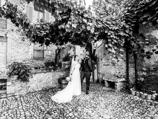 Il matrimonio di Alessandra e Gabriele a Roma, Roma 54
