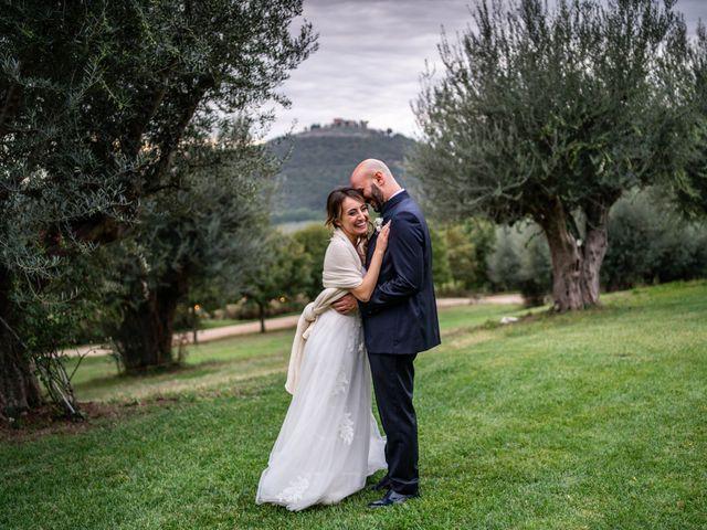 Il matrimonio di Alessandra e Gabriele a Roma, Roma 61