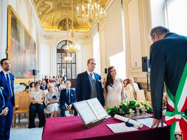 Il matrimonio di Fabio e Laura a Torino, Torino 31