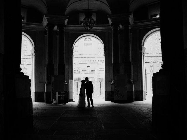 Il matrimonio di Fabio e Laura a Torino, Torino 36