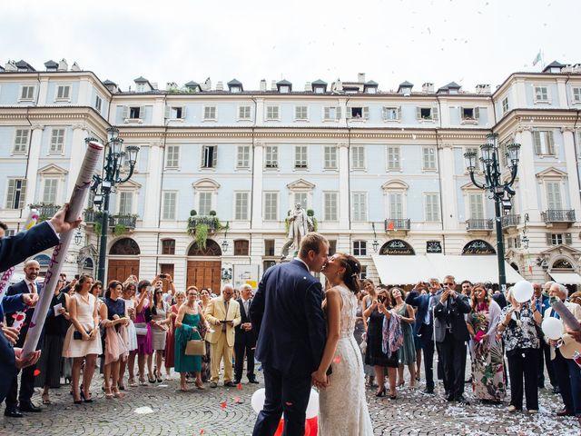 Il matrimonio di Fabio e Laura a Torino, Torino 38