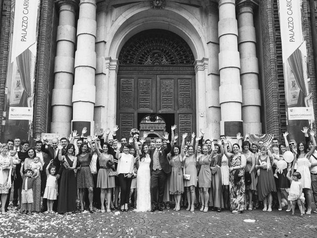 Il matrimonio di Fabio e Laura a Torino, Torino 39