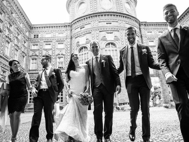Il matrimonio di Fabio e Laura a Torino, Torino 41