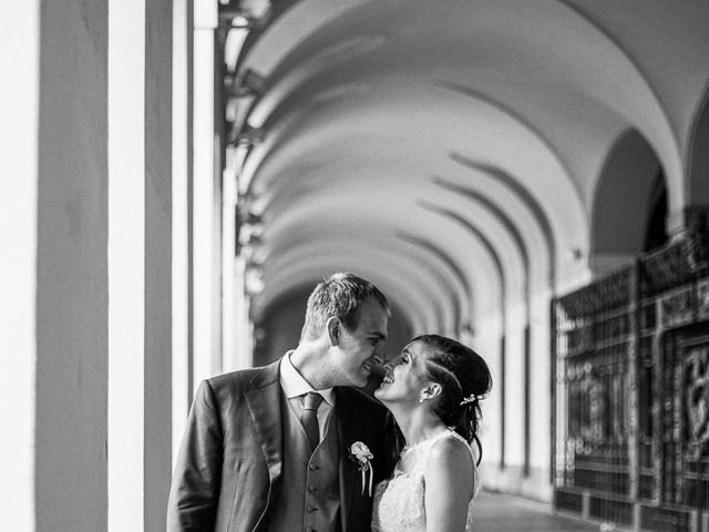 Il matrimonio di Fabio e Laura a Torino, Torino 44