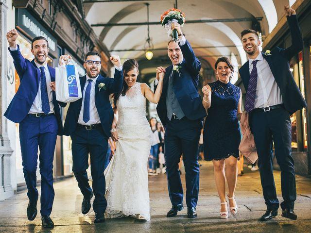 Il matrimonio di Fabio e Laura a Torino, Torino 45