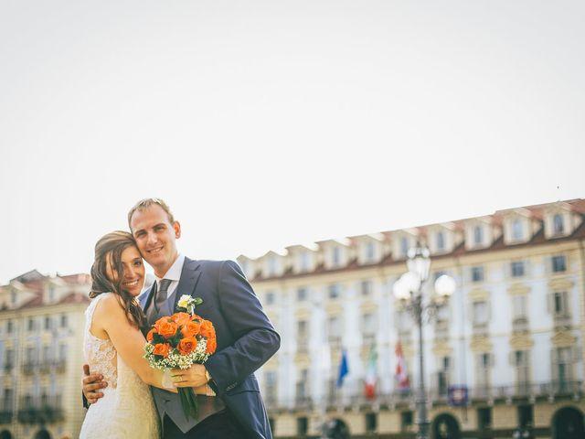 Il matrimonio di Fabio e Laura a Torino, Torino 46