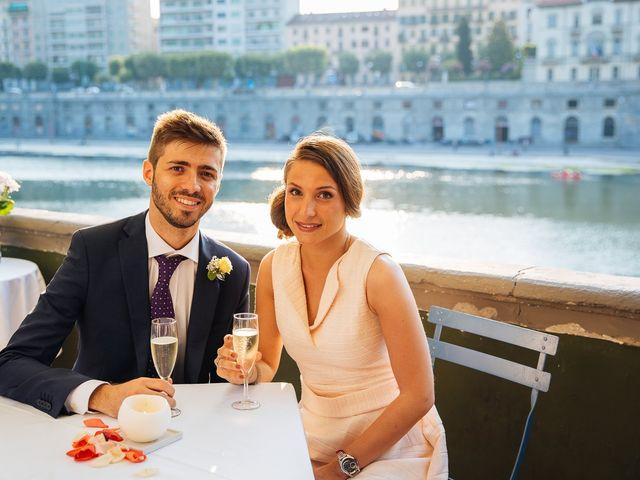 Il matrimonio di Fabio e Laura a Torino, Torino 57
