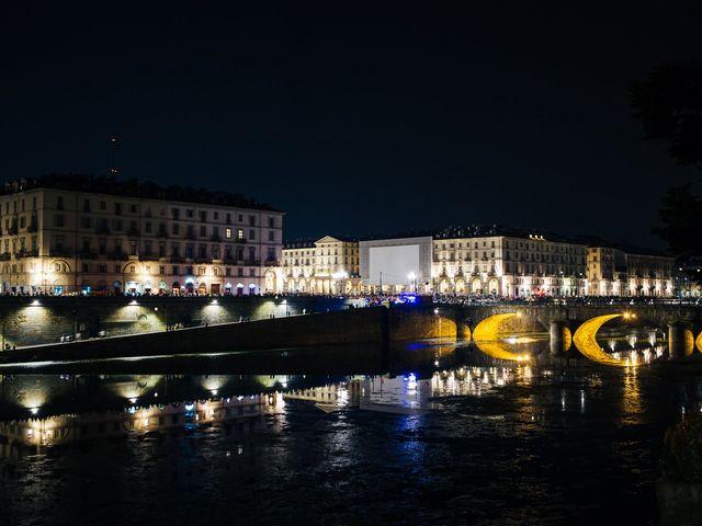 Il matrimonio di Fabio e Laura a Torino, Torino 83