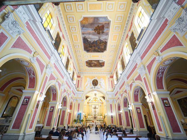 Il matrimonio di Maria e Vincenzo a Cellole, Caserta 23