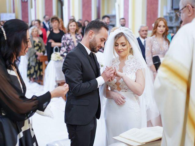 Il matrimonio di Maria e Vincenzo a Cellole, Caserta 24