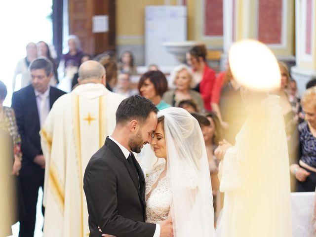 Il matrimonio di Maria e Vincenzo a Cellole, Caserta 25