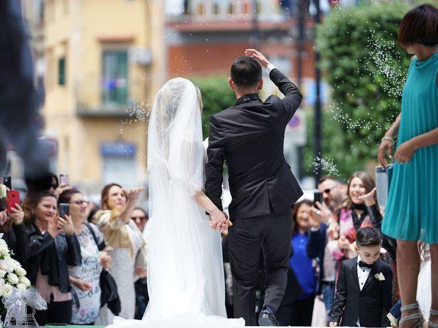 Il matrimonio di Maria e Vincenzo a Cellole, Caserta 27