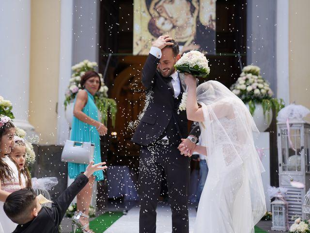 Il matrimonio di Maria e Vincenzo a Cellole, Caserta 28
