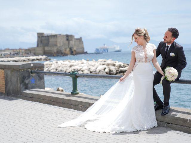 Il matrimonio di Maria e Vincenzo a Cellole, Caserta 30