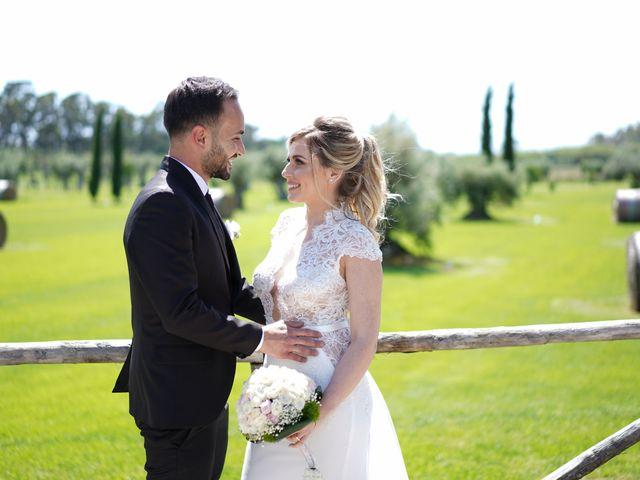 Il matrimonio di Maria e Vincenzo a Cellole, Caserta 43
