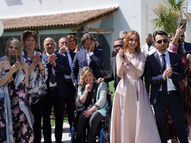 Il matrimonio di Maria e Vincenzo a Cellole, Caserta 46