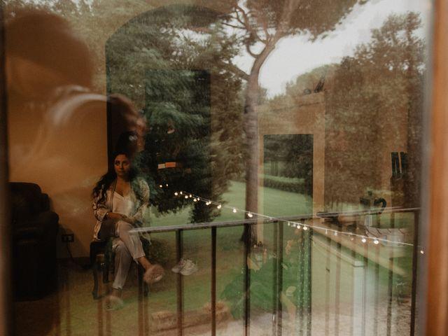 Il matrimonio di Silvia e Cristiano a Roma, Roma 12