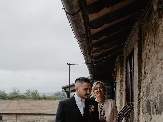 Il matrimonio di Silvia e Cristiano a Roma, Roma 35