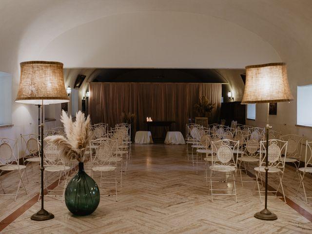 Il matrimonio di Silvia e Cristiano a Roma, Roma 45