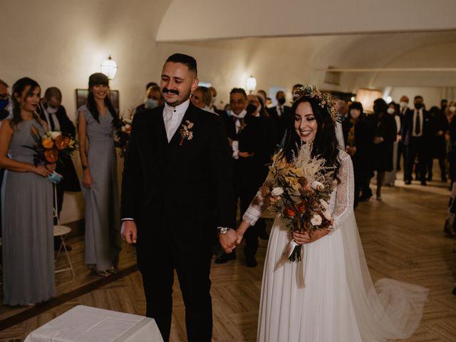 Il matrimonio di Silvia e Cristiano a Roma, Roma 53