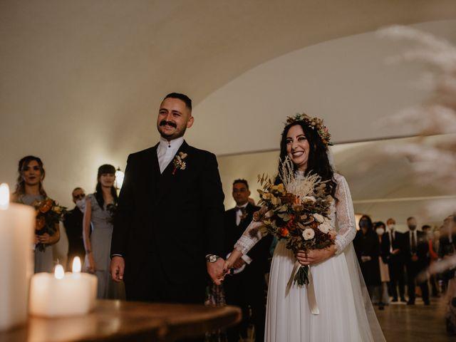 Il matrimonio di Silvia e Cristiano a Roma, Roma 54