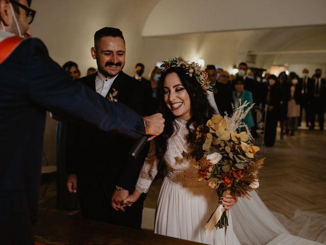 Il matrimonio di Silvia e Cristiano a Roma, Roma 55