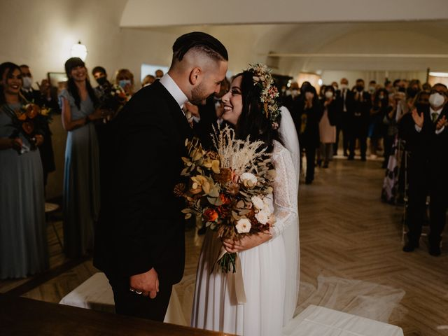 Il matrimonio di Silvia e Cristiano a Roma, Roma 56