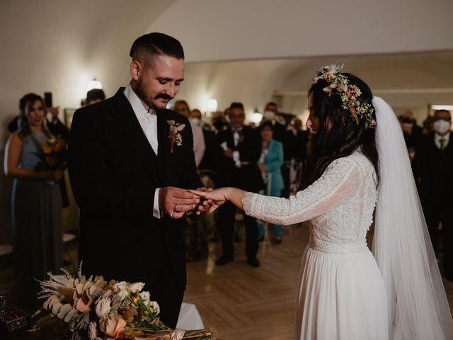 Il matrimonio di Silvia e Cristiano a Roma, Roma 57