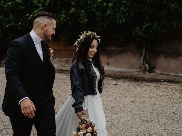 Il matrimonio di Silvia e Cristiano a Roma, Roma 79