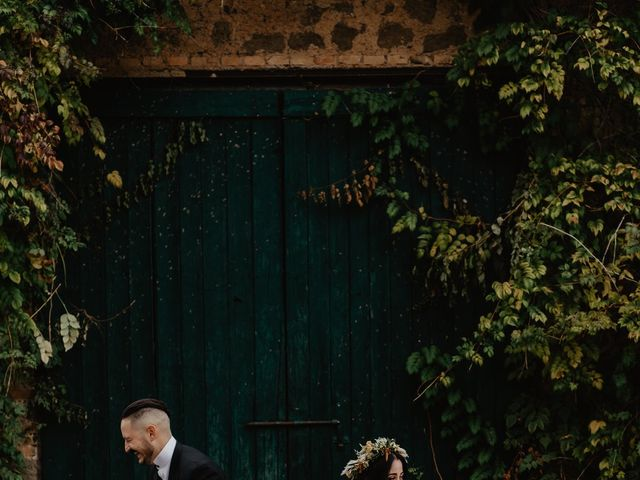 Il matrimonio di Silvia e Cristiano a Roma, Roma 80
