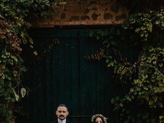 Il matrimonio di Silvia e Cristiano a Roma, Roma 82