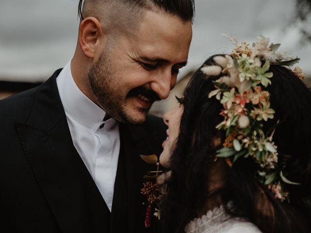 Il matrimonio di Silvia e Cristiano a Roma, Roma 90