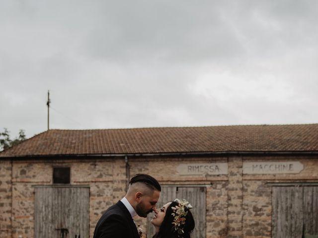 Il matrimonio di Silvia e Cristiano a Roma, Roma 92