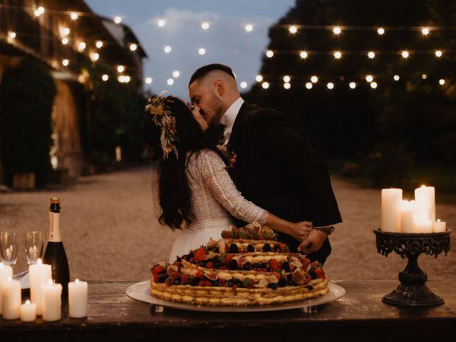 Il matrimonio di Silvia e Cristiano a Roma, Roma 107