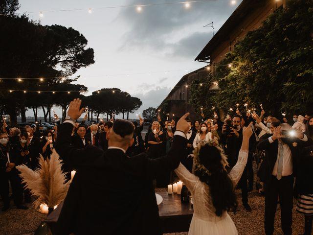 Il matrimonio di Silvia e Cristiano a Roma, Roma 108